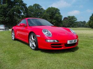 2007 PORSCHE 997 CARRERA 2S TIP.RARE GUARDS RED.£29745
