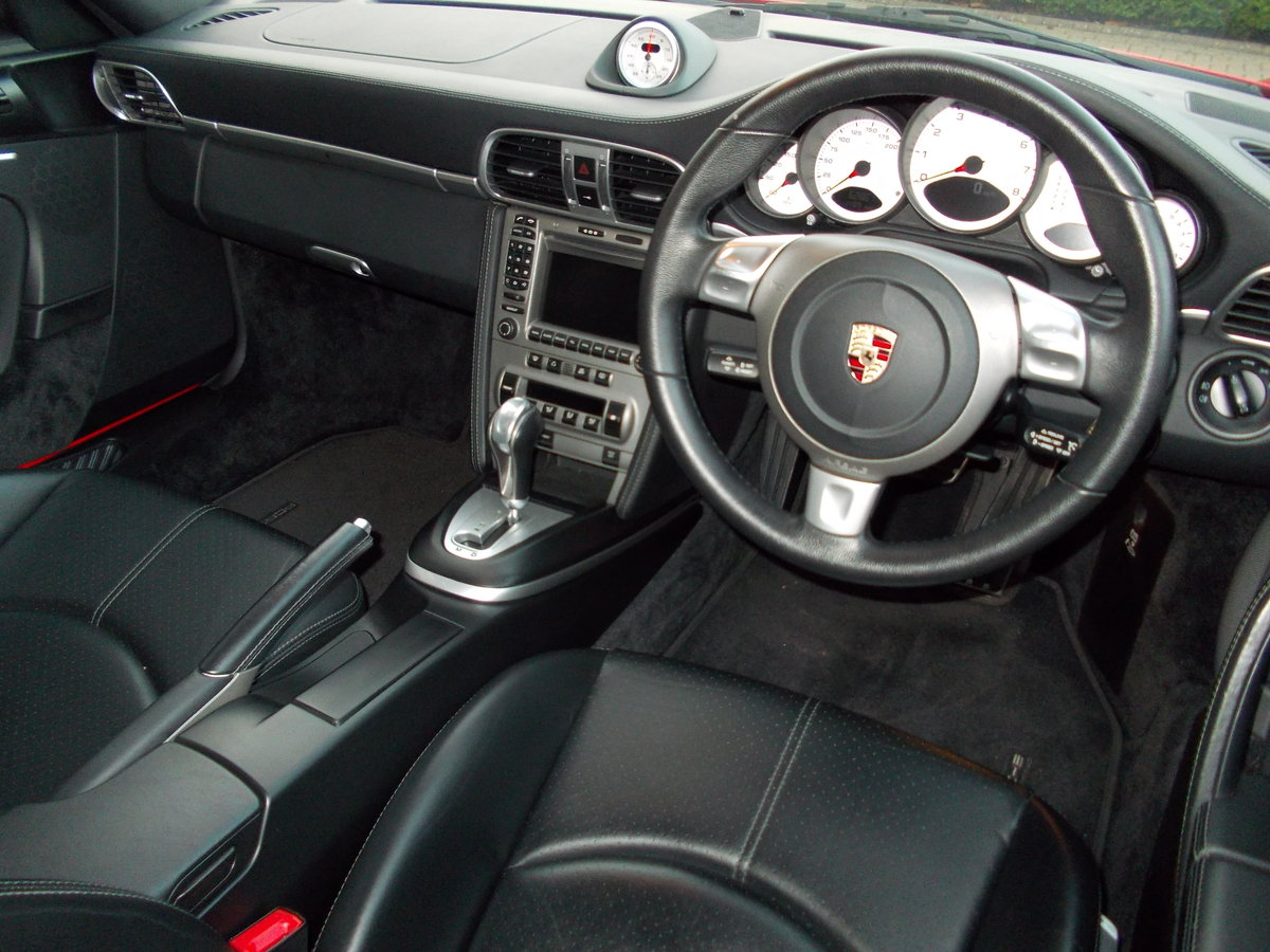 2007 PORSCHE 997 CARRERA 2S .GUARDS RED.SUPERB.£27975 For Sale (picture 6 of 6)