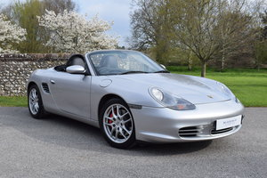 2004 04/04 Porsche Boxster S - Manual - 1 owner - 55k