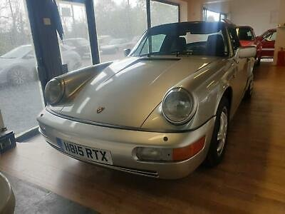 1991 Porsche 911 964 3.6 CONVERTIBLE LHD **78K MILES ** For Sale (picture 1 of 6)