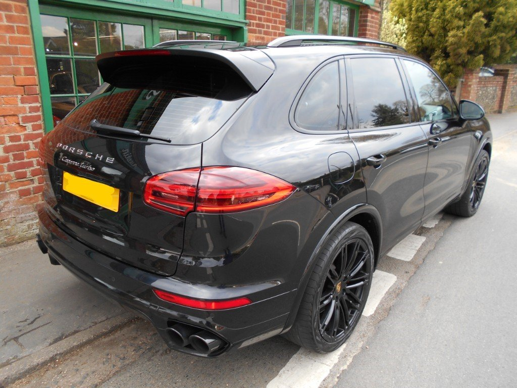 2014 Porsche Cayenne V8S Turbo  For Sale (picture 3 of 4)