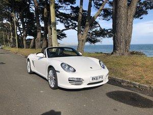 2011 PORSCHE BOXSTER 2.9 987 GEN11 WHITE ROADSTER  For Sale