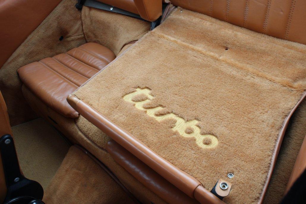 1979 PORSCHE 930 TURBO RHD 3.3. LITRE For Sale (picture 8 of 12)