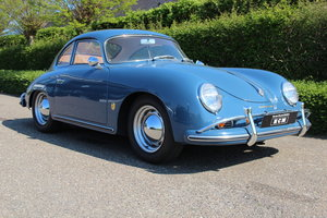 1958 Porsche 356A T2  Reutter Coupe For Sale