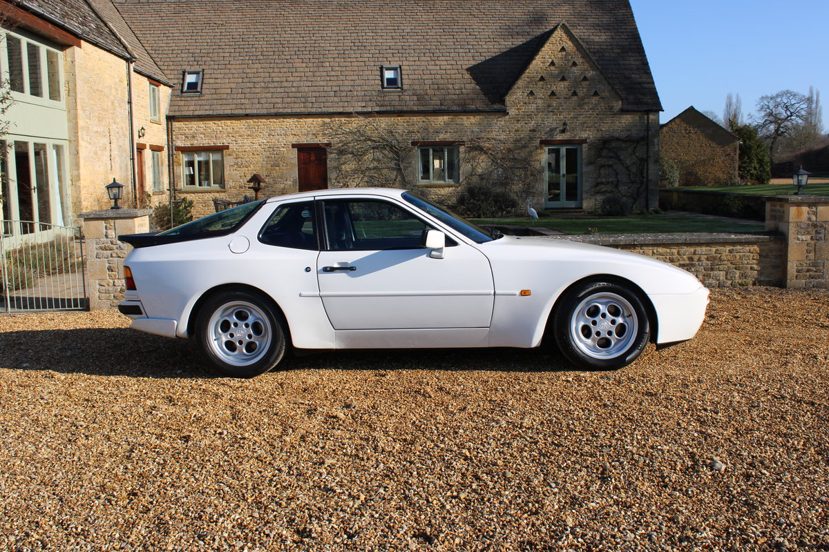 1986 PORSCHE 944 TURBO For Sale (picture 7 of 12)