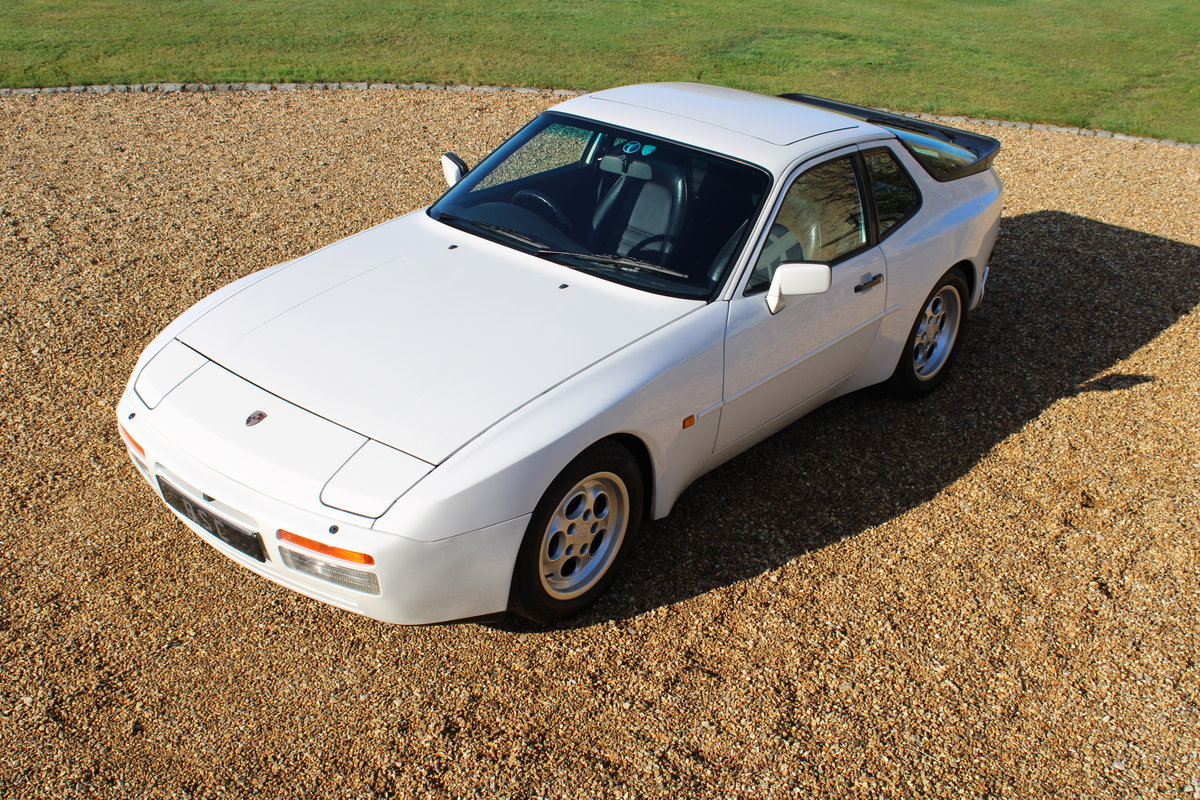 1986 PORSCHE 944 TURBO For Sale (picture 8 of 12)
