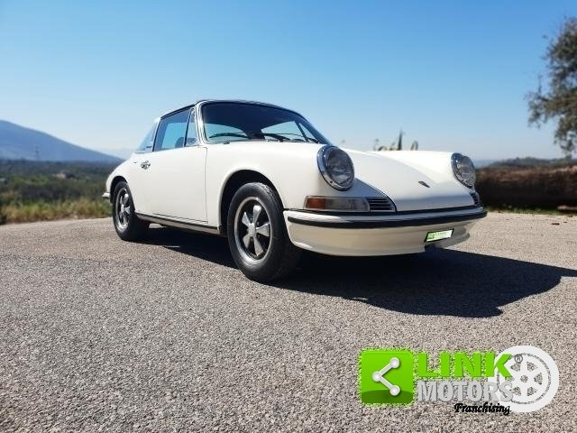 Porsche 911 T 1971 -- CONSERVATA For Sale (picture 1 of 6)