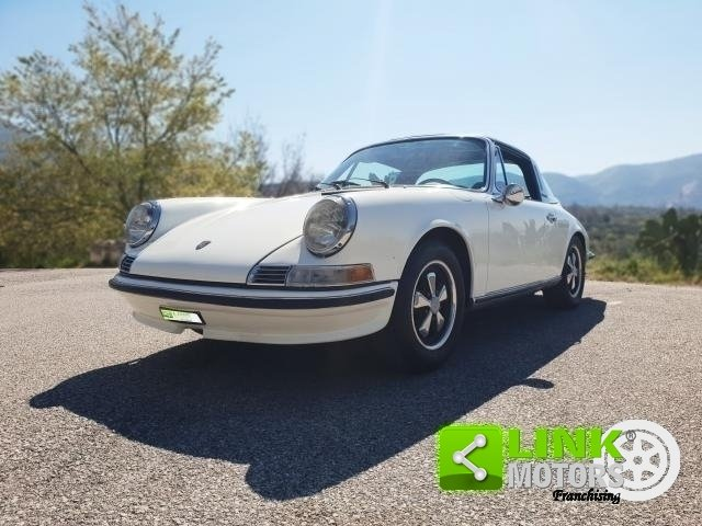 Porsche 911 T 1971 -- CONSERVATA For Sale (picture 5 of 6)