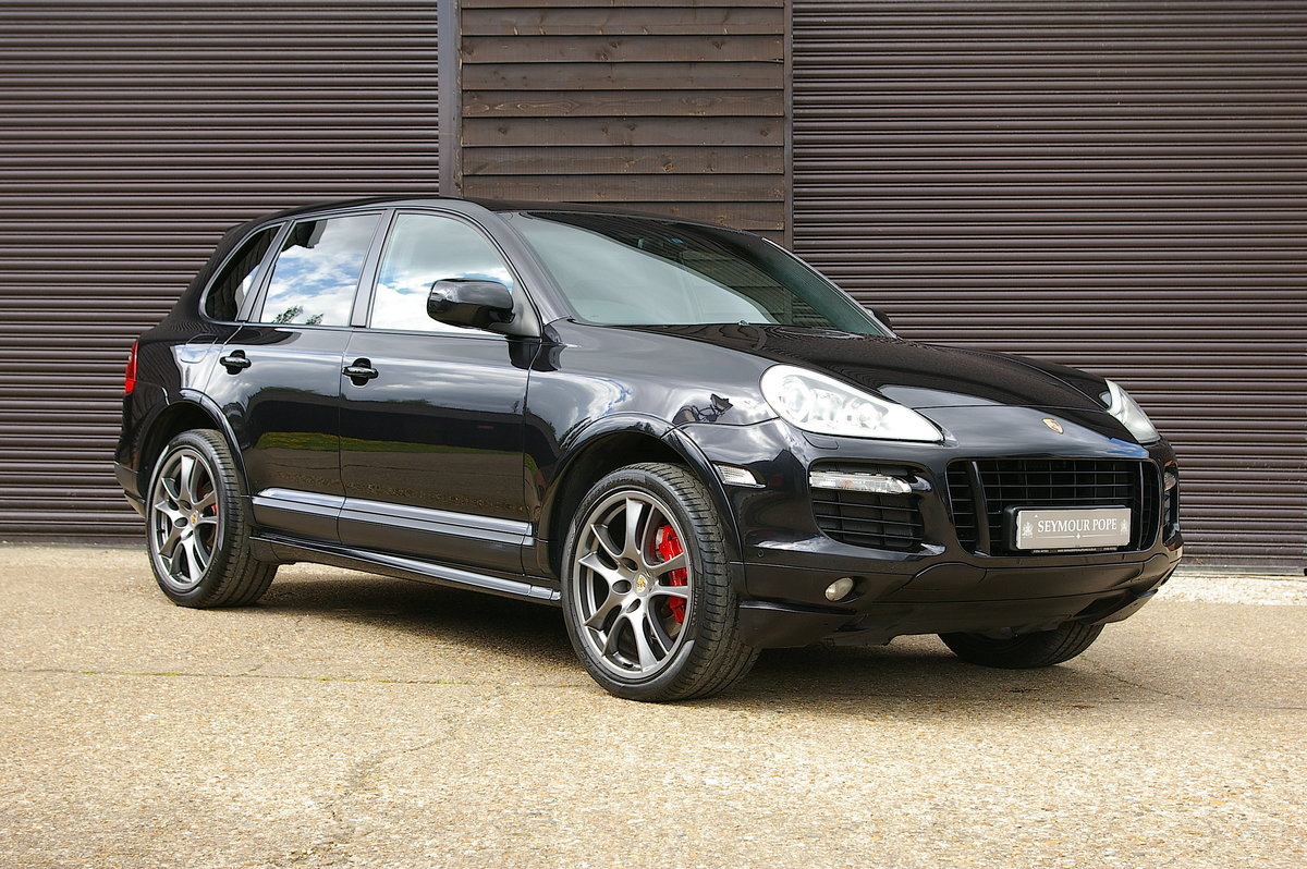 2009 Porsche Cayenne 4.8 GTS Tiptronic S AWD (75,232 miles) SOLD (picture 1 of 6)