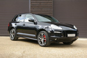 2009 Porsche Cayenne 4.8 GTS Tiptronic S AWD (75,232 miles) SOLD