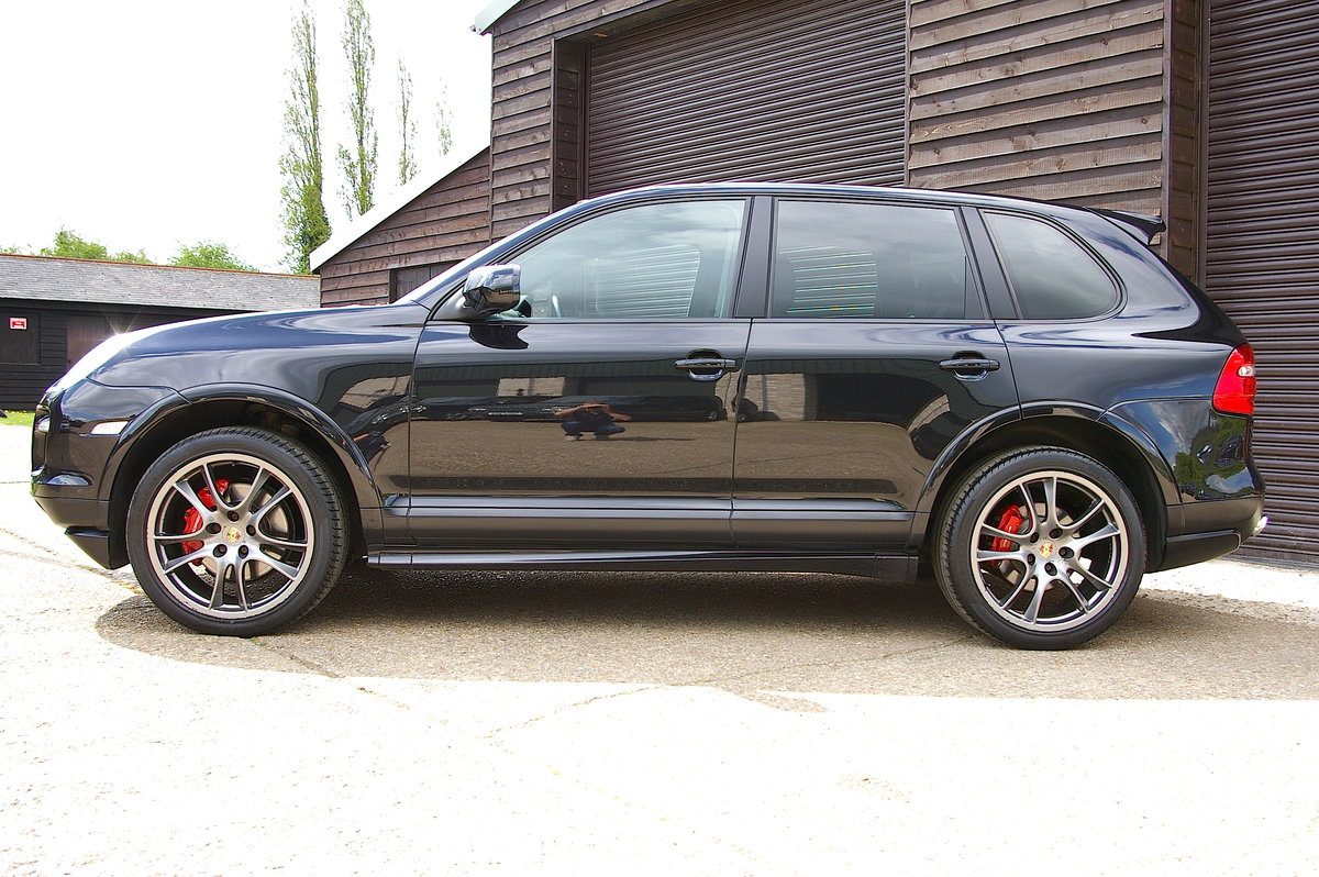 2009 Porsche Cayenne 4.8 GTS Tiptronic S AWD (75,232 miles) SOLD (picture 2 of 6)