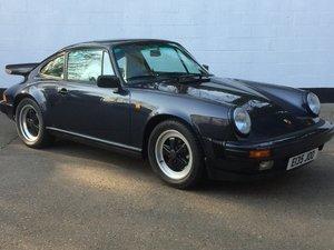 1987 E Porsche 911 3.2 Carrera Sport For Sale