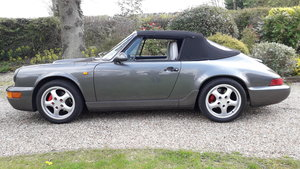 1991 Porsche 964 Convertible For Sale