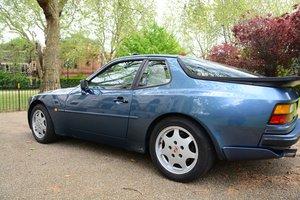 1989 944 S2. Massive history. Bilstein. Rebuilt engine.