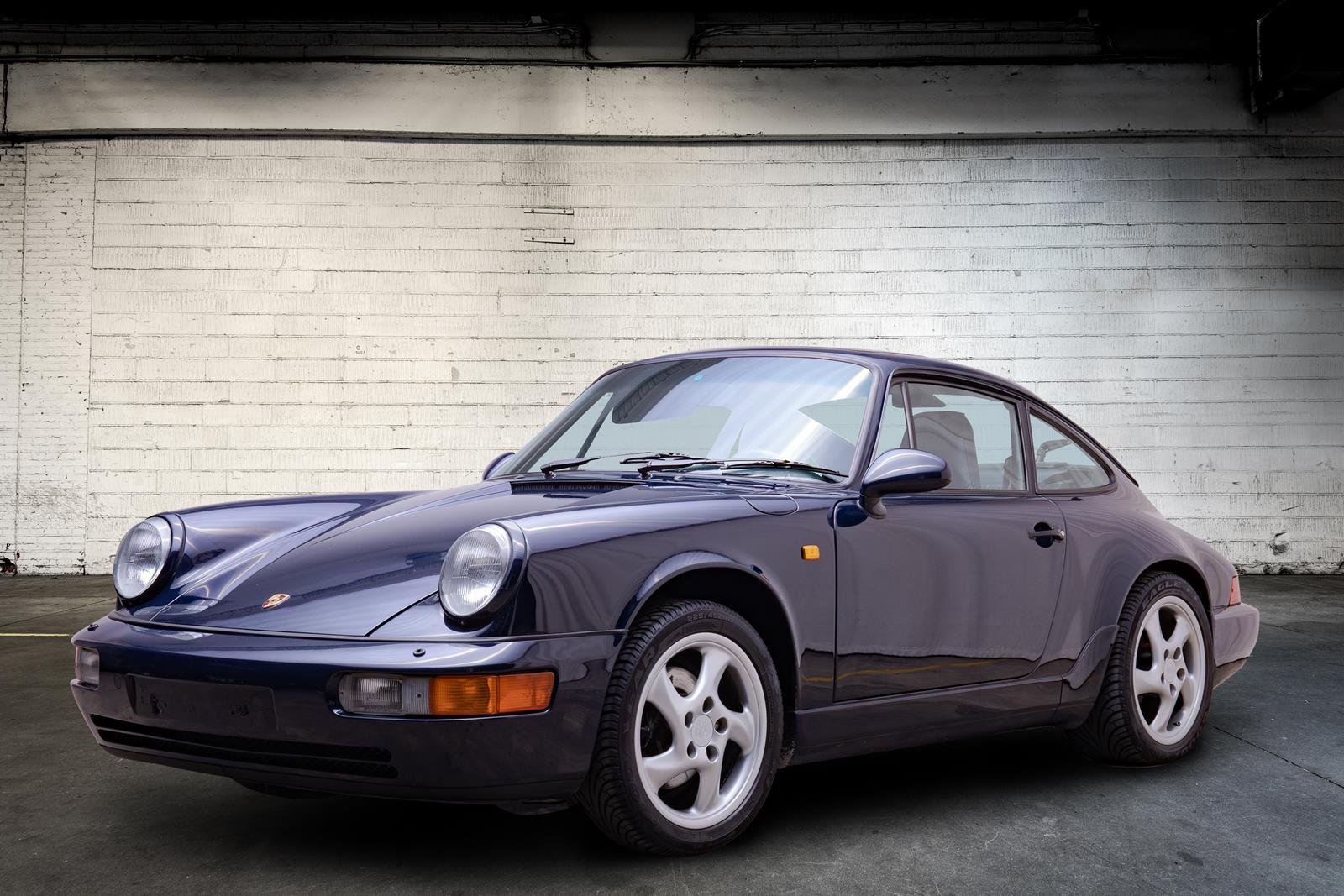 Porsche Carrera 4 3,6L 1989 For Sale (picture 1 of 6)
