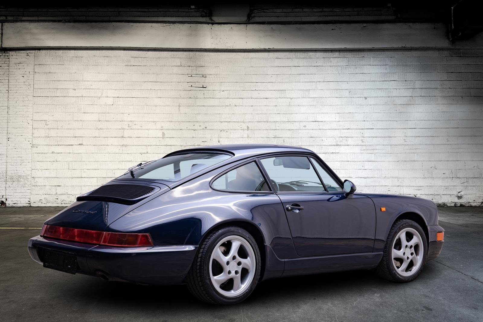 Porsche Carrera 4 3,6L 1989 For Sale (picture 2 of 6)