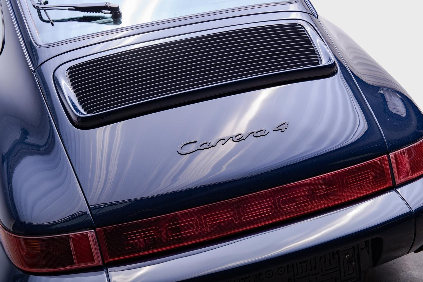 Porsche Carrera 4 3,6L 1989 For Sale (picture 3 of 6)