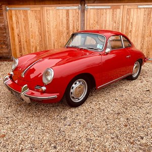 1962 Porsche 356 Twin Grill Super 90 Coupe For Sale