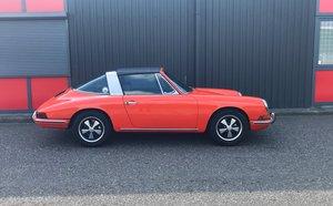 1967 912 targa glass window lhd unrestored For Sale