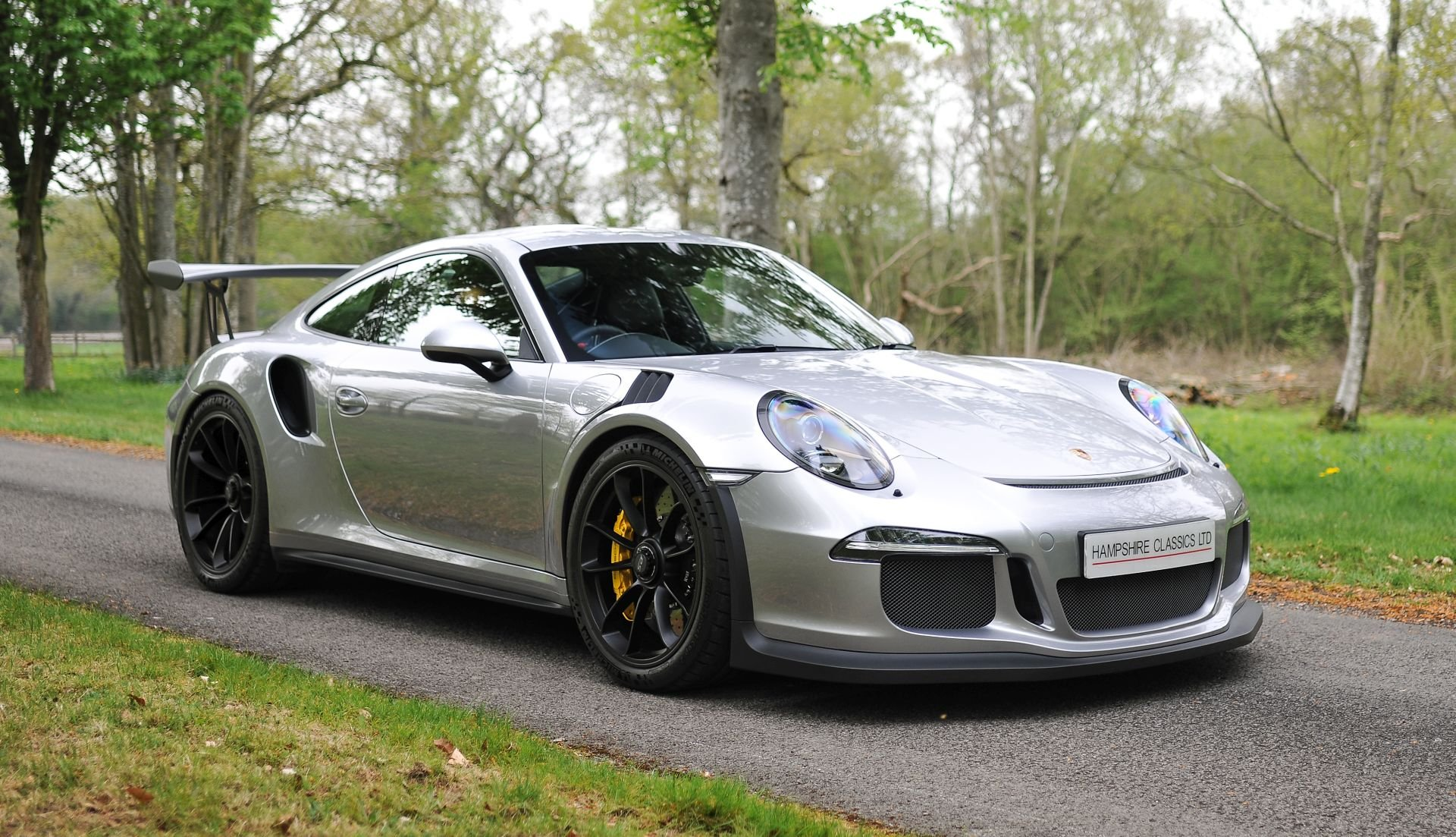 2016 Porsche 991 GT3 RS - Only 2268 miles SOLD (picture 1 of 6)