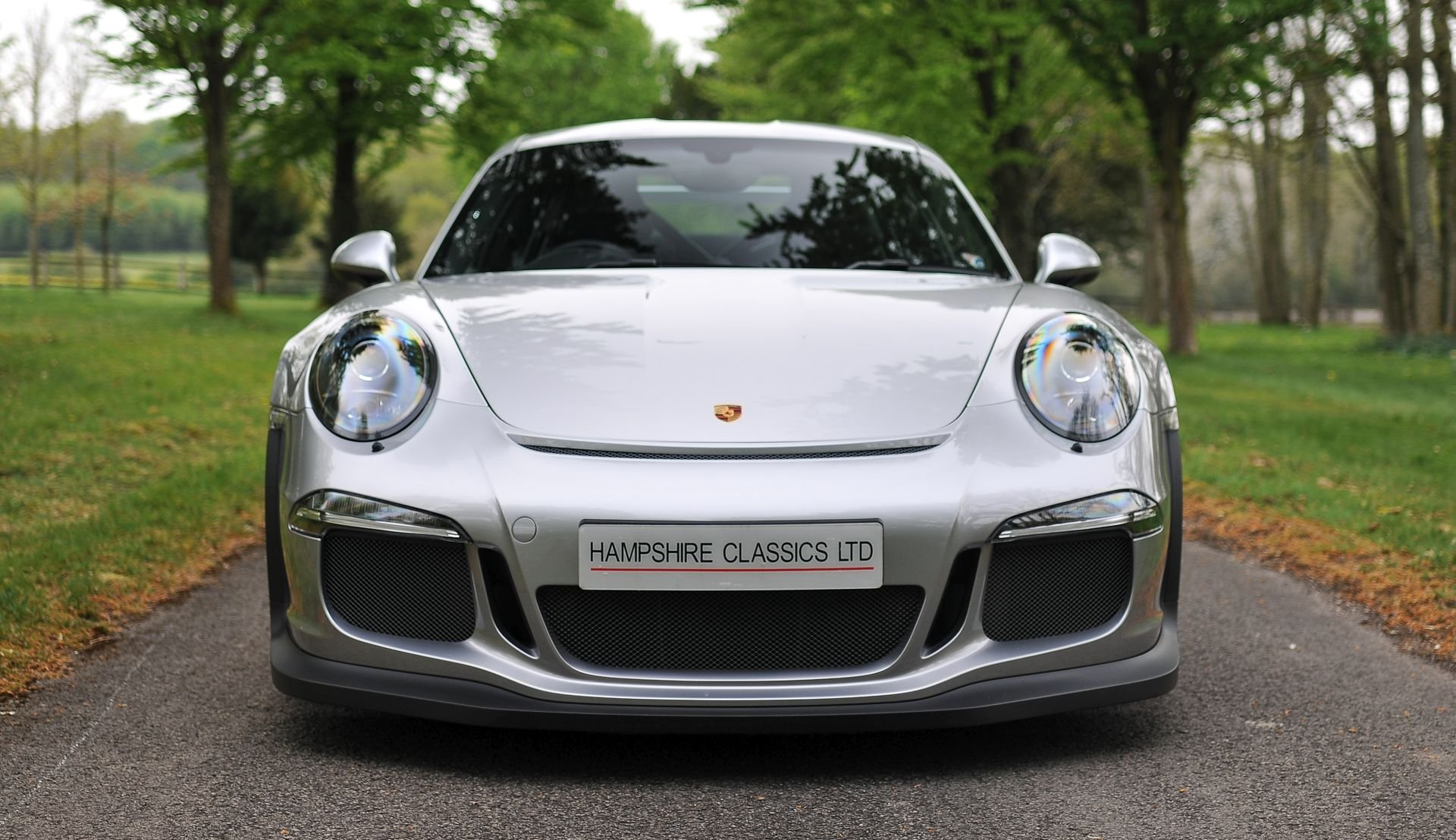 2016 Porsche 991 GT3 RS - Only 2268 miles SOLD (picture 2 of 6)