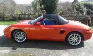2000 Porsche Boxster 986 S For Sale