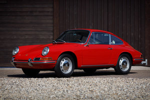 1965 Porsche 911 early 301 chassis number For Sale
