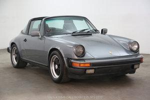 1986 Porsche Carrera Targa For Sale