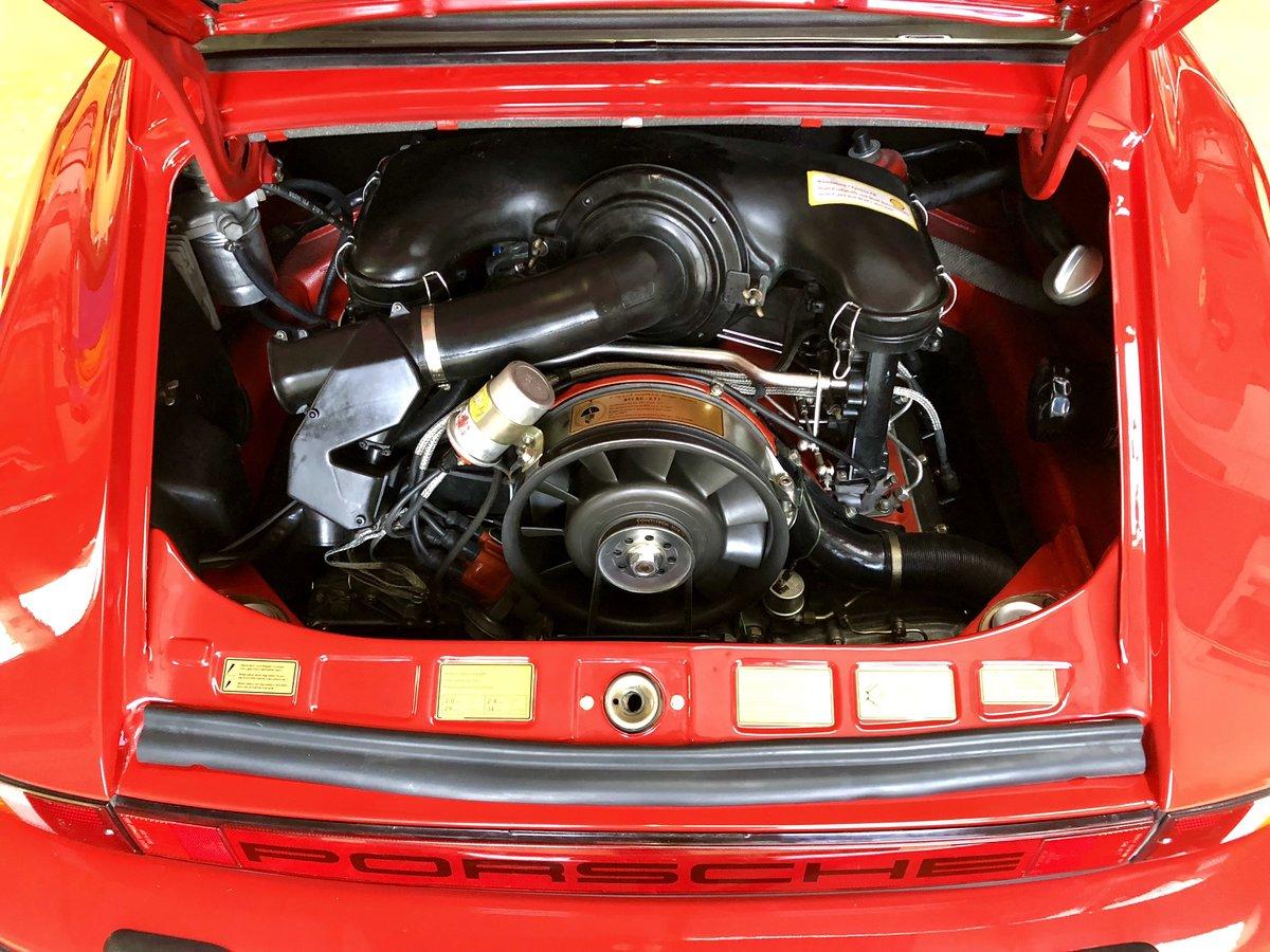 1975 Beautiful 911 carrera 2.7l MFI For Sale (picture 3 of 5)