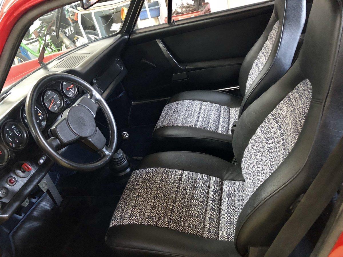 1975 Beautiful 911 carrera 2.7l MFI For Sale (picture 4 of 5)