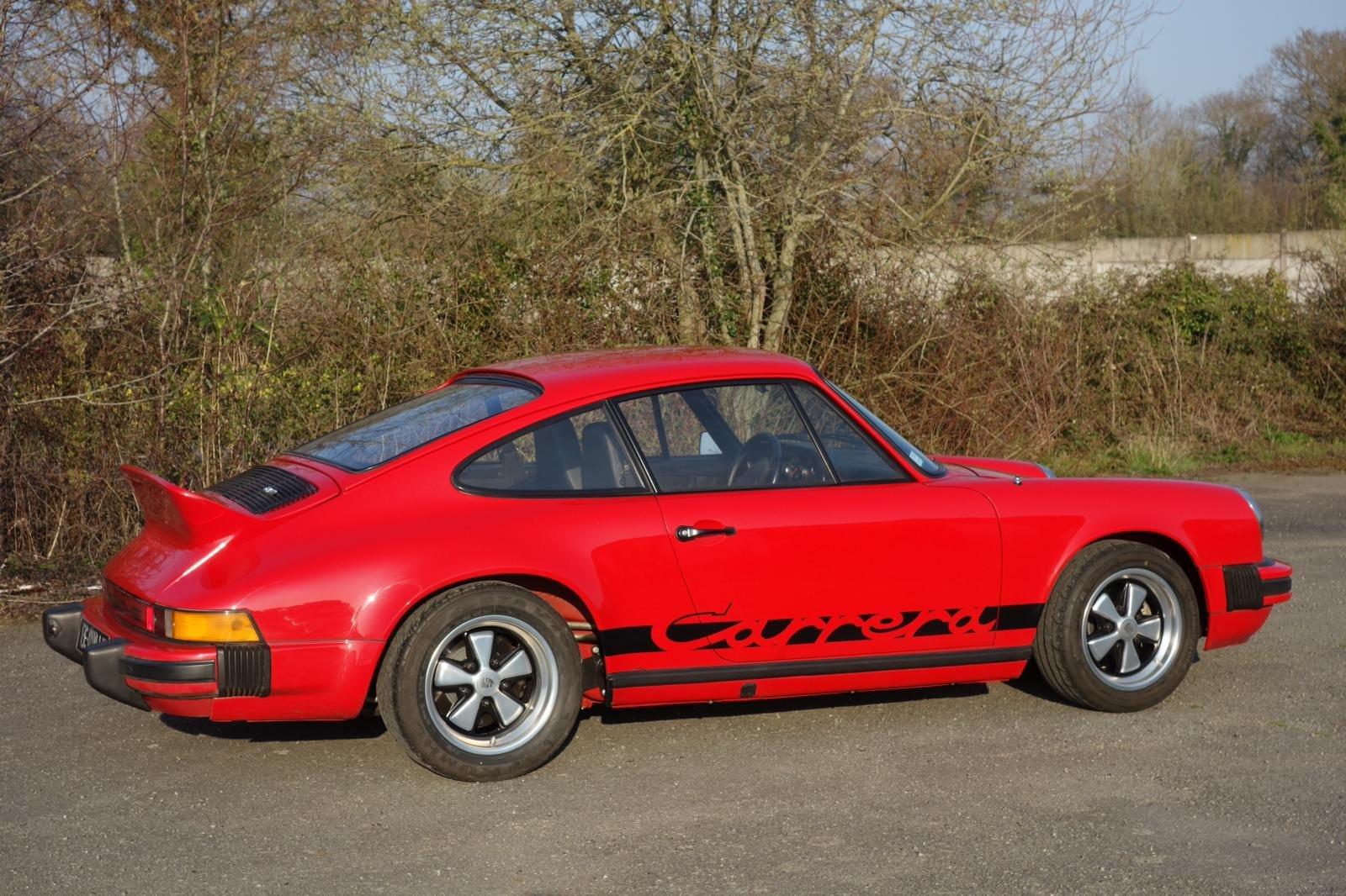 1975 Beautiful 911 carrera 2.7l MFI For Sale (picture 5 of 5)