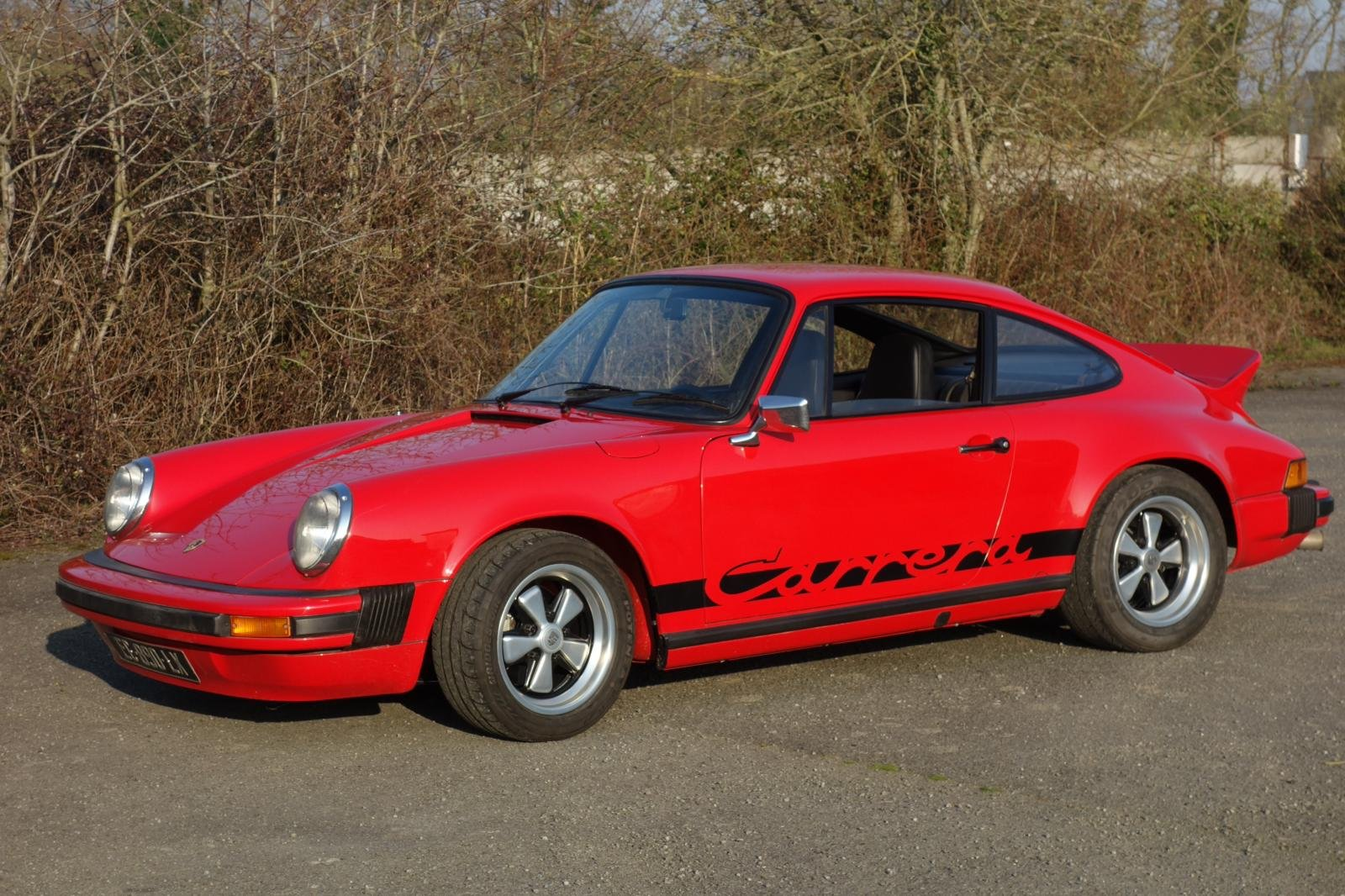 1975 Beautiful 911 carrera 2.7l MFI For Sale (picture 1 of 5)