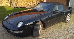 1993 968 Convertible 6 speed man., full history UK spec For Sale