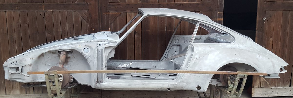 1974 911 930 935 SC RS Project car 2700 cc plus spares For Sale (picture 4 of 6)