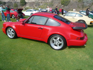 1991 Porsche 911 Turbo For Sale