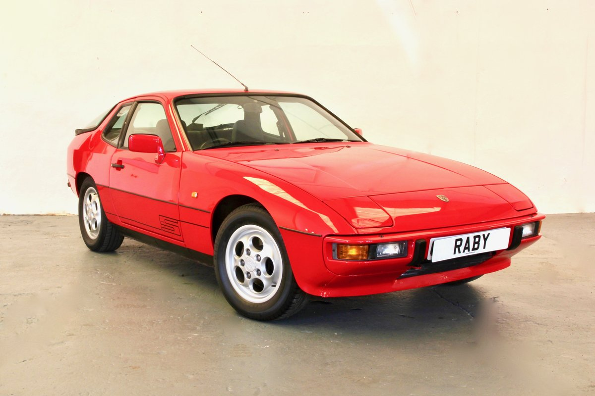 Porsche 924S. Superb condition and history. 1986 For Sale (picture 1 of 6)