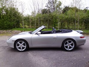 Picture of 1999 Porsche 911 (996) Carrera 2 Convertible SOLD