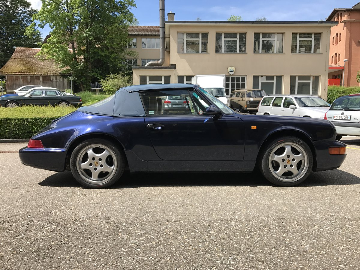 1991 PORSCHE 911 Carrera 2 Cabrio (Cabriolet)  For Sale (picture 2 of 6)