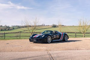 2014 Porsche 918 Spyder Weissach Package For Sale