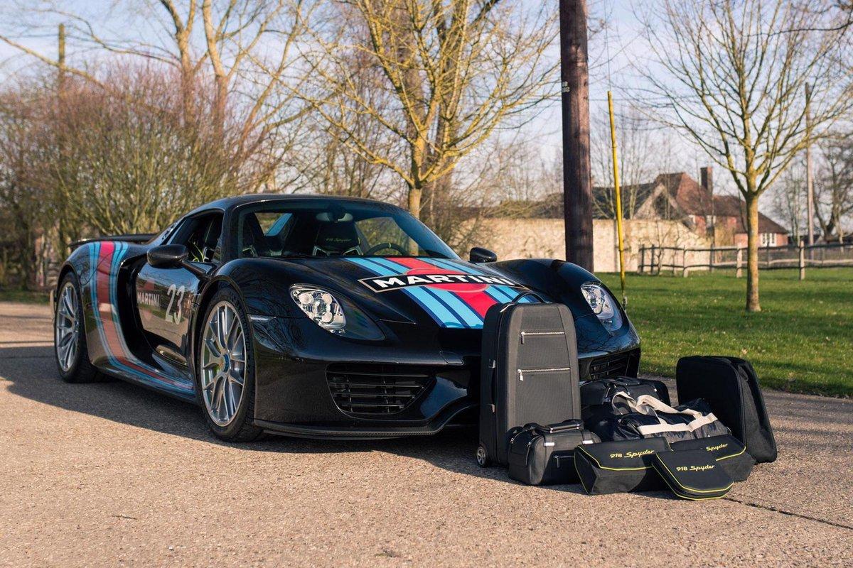 2014 Porsche 918 Spyder Weissach Package For Sale (picture 4 of 6)
