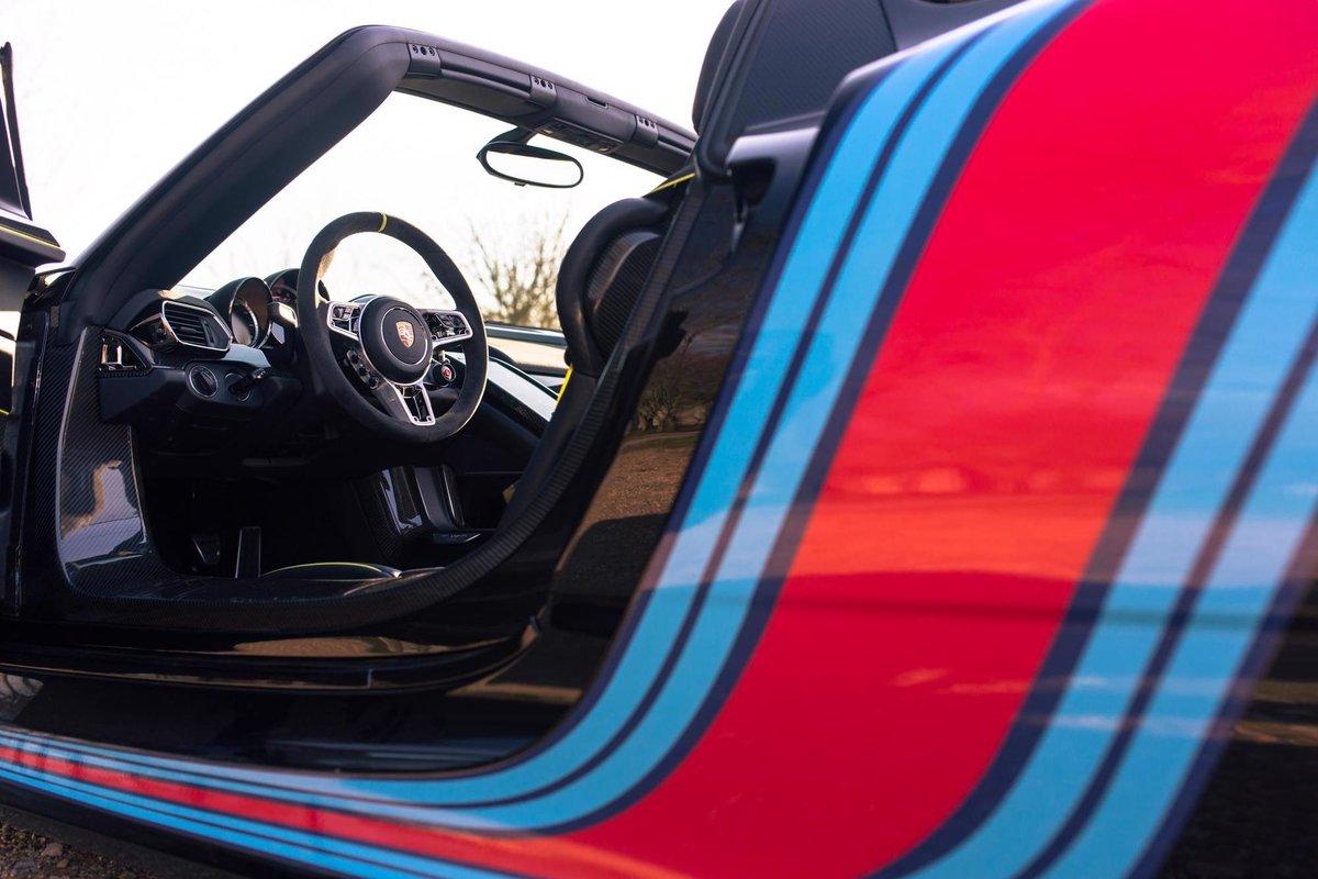 2014 Porsche 918 Spyder Weissach Package For Sale (picture 5 of 6)