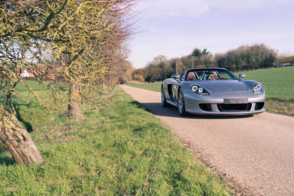 2005 Porsche Carrera GT - Late Example For Sale (picture 1 of 6)