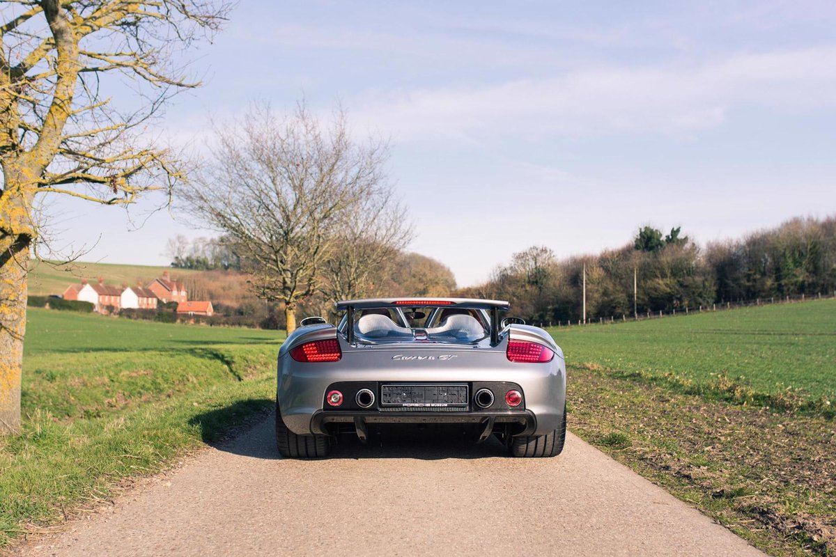 2005 Porsche Carrera GT - Late Example For Sale (picture 2 of 6)