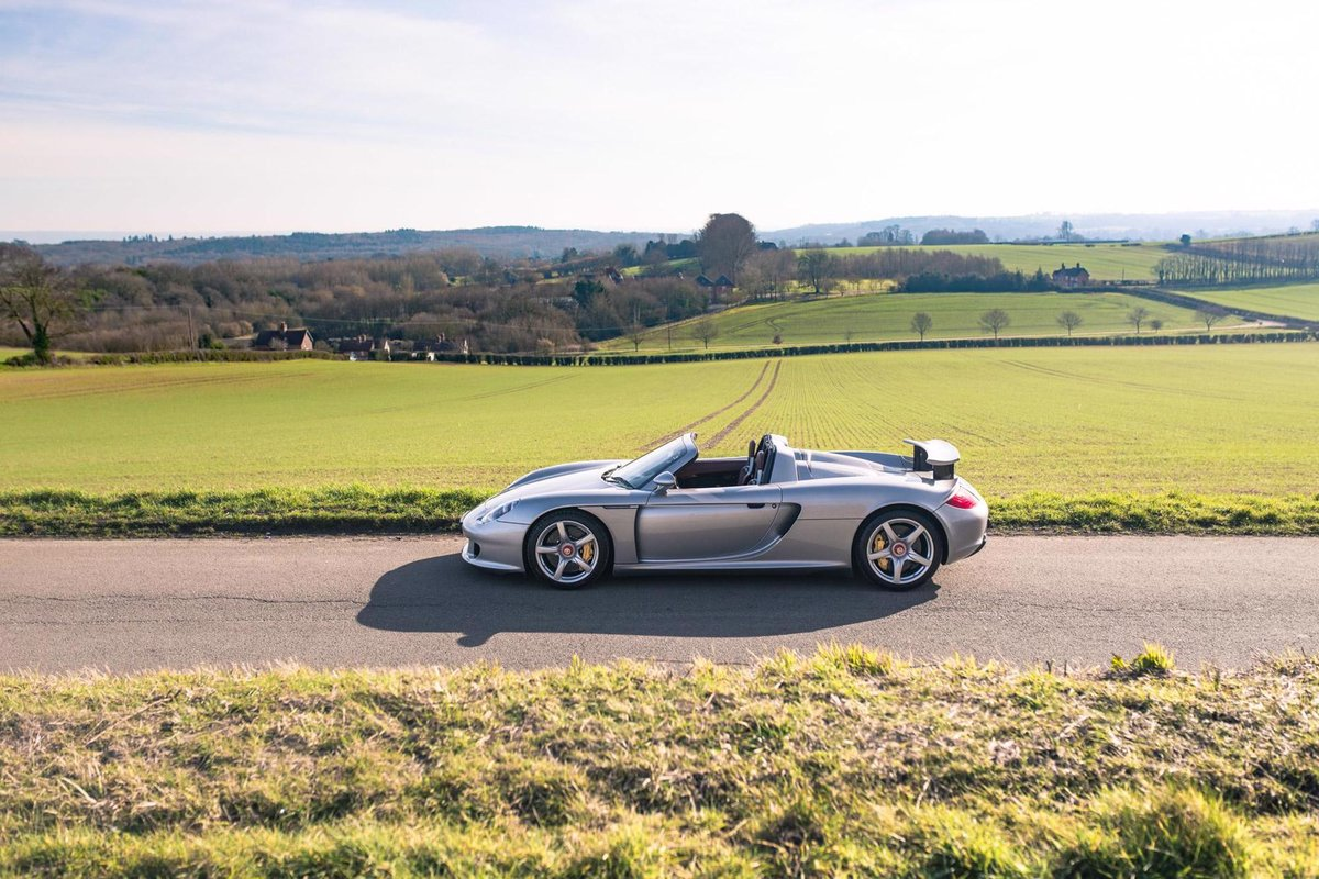 2005 Porsche Carrera GT - Late Example For Sale (picture 3 of 6)