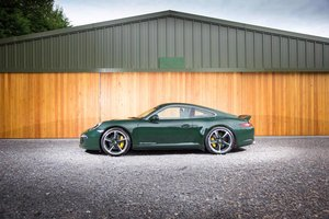 2013 911 Club Coupe -The Most Limited Production Porsche Road Car For Sale