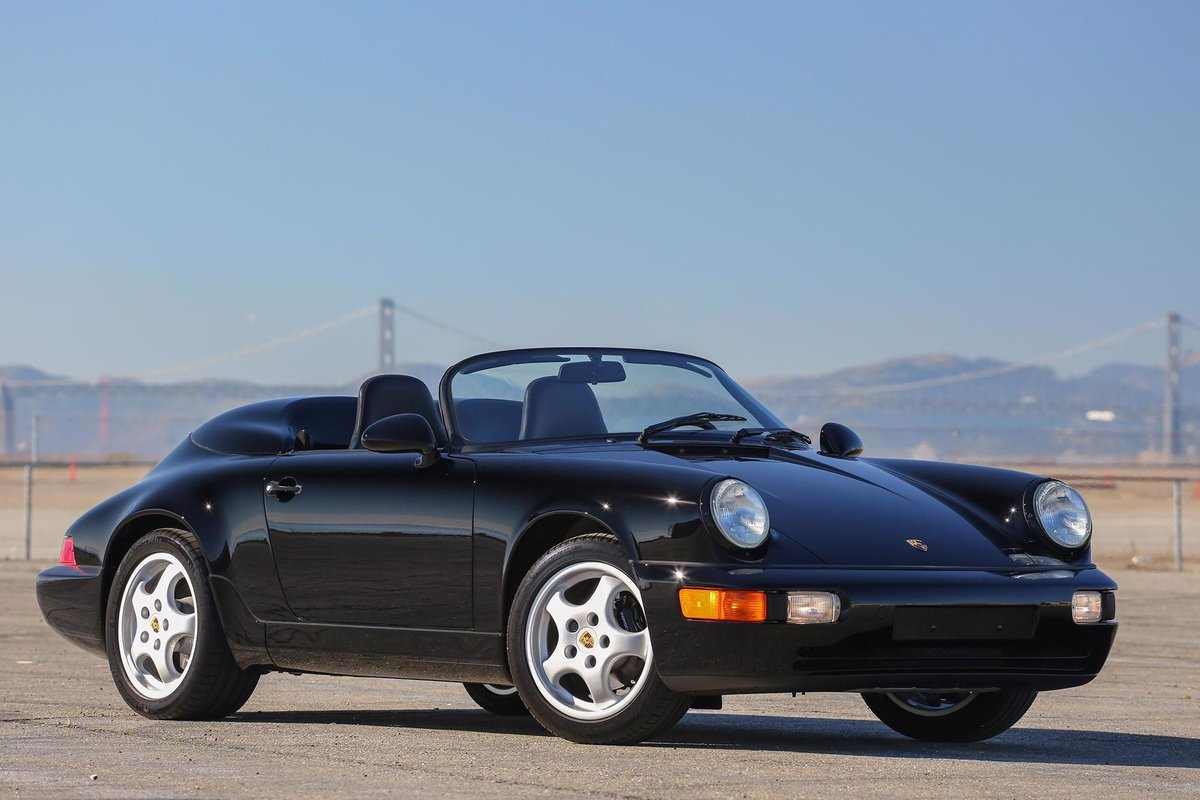 1994 Porsche 911 964 Speedster - Low Mileage Example For Sale (picture 1 of 6)