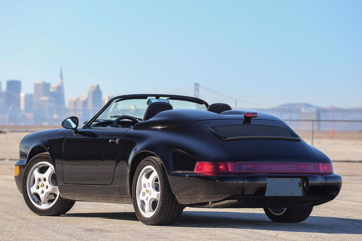 1994 Porsche 911 964 Speedster - Low Mileage Example For Sale (picture 2 of 6)