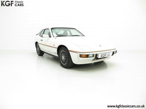 1980 One of Only 100 in RHD, An Award-Winning Porsche 924 Le Mans SOLD
