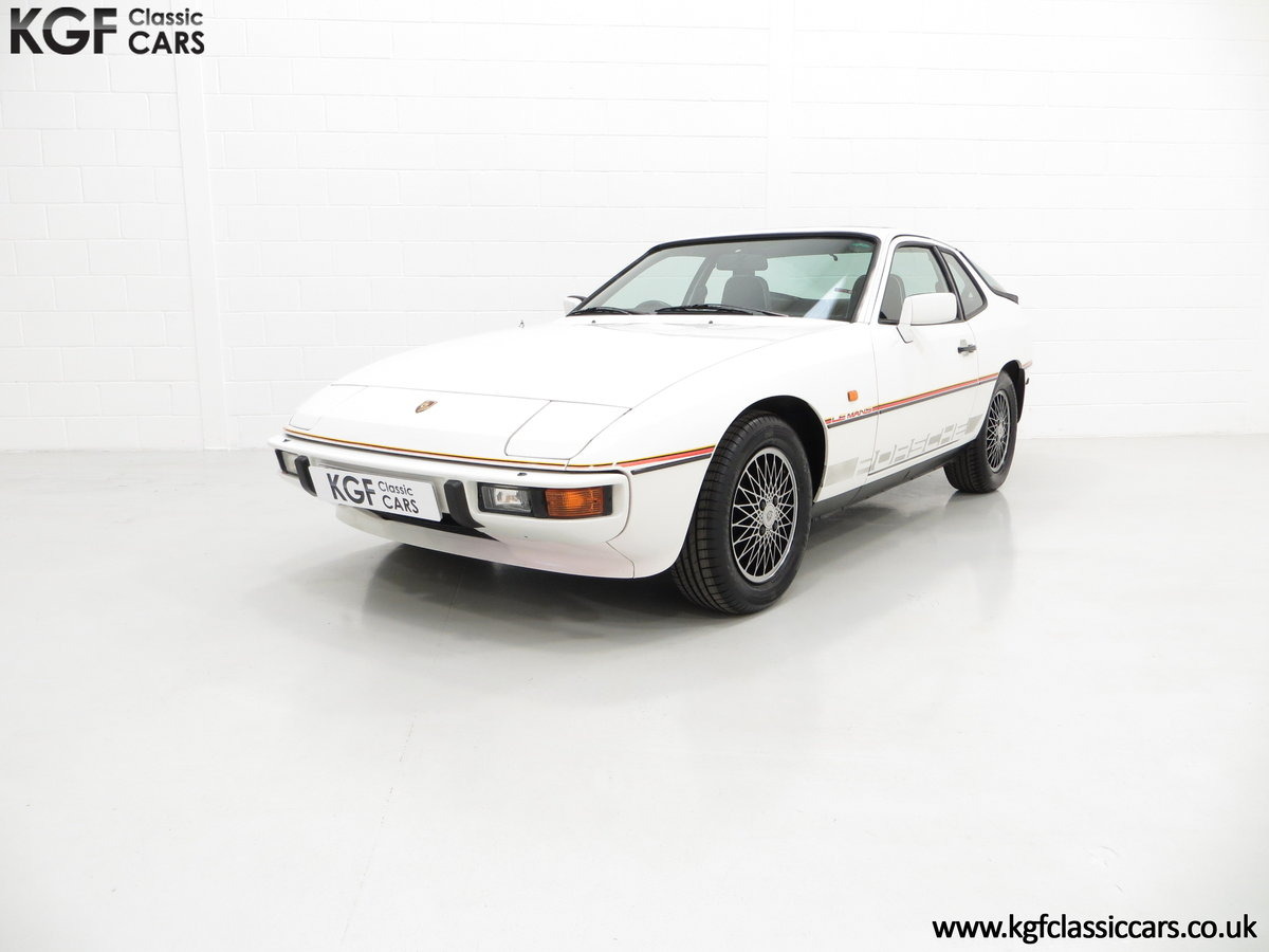 1980 One of Only 100 in RHD, An Award-Winning Porsche 924 Le Mans SOLD (picture 2 of 6)