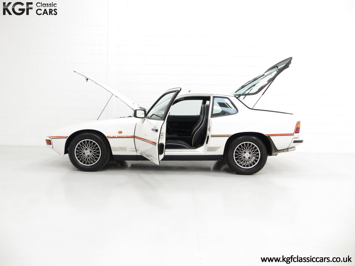 1980 One of Only 100 in RHD, An Award-Winning Porsche 924 Le Mans SOLD (picture 3 of 6)